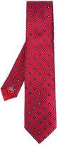 Brioni floral pattern tie
