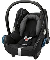 Maxi-Cosi Cabriofix Group 0+ Car Seat (Origami Black) by