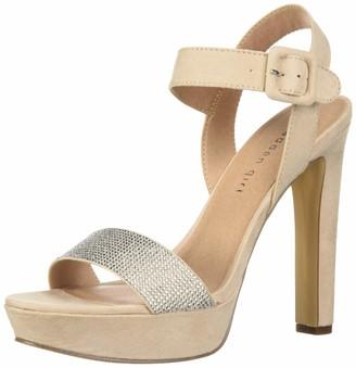 Madden-Girl Women's Rollo-R Heeled Sandal