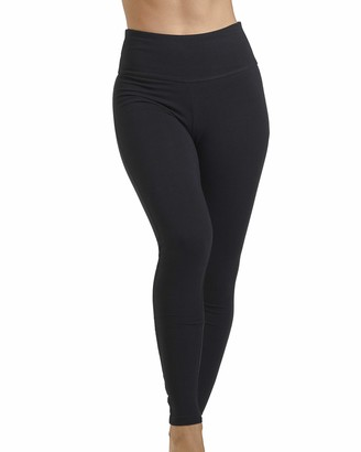 Spalding Women's Misses Activewear Polyester Ankle Legging Regular or Plus Size