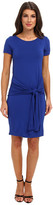 Christin Michaels Sophia Drape Hip Dress