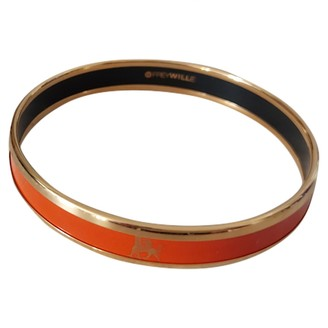 Frey Wille Orange Gold plated Bracelets