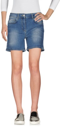 Twin-Set SCEE by TWINSET Denim shorts