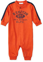 Ralph Lauren Cotton Graphic Henley Coverall