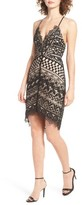 Astr Women's Lace Body-Con Dress