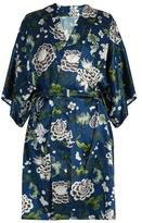ADAM by Adam Lippes Floral-print kimono jacket
