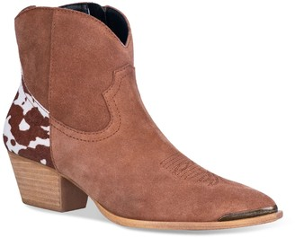 Dingo Buck the Rules Women's Ankle Boots
