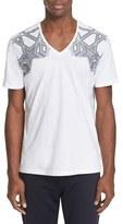 Versace Men's Star Graphic T-Shirt