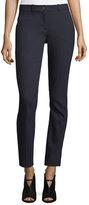 Michael Kors Samantha Skinny Pants, Navy