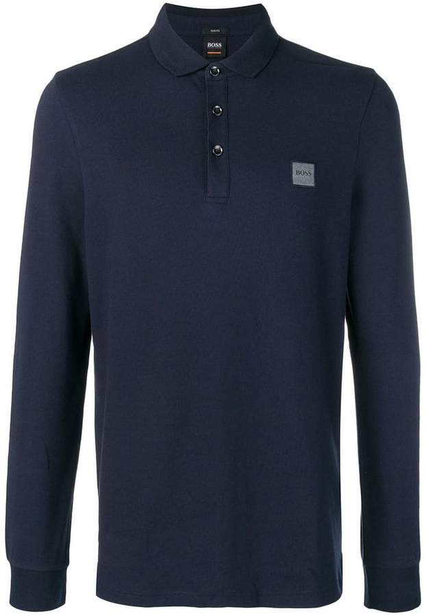 59782f53b5a Hugo Boss Long Polos - ShopStyle UK
