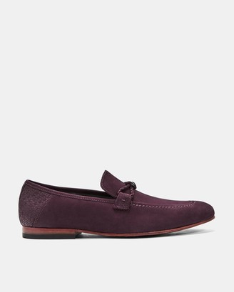 Ted Baker Casual Suede Loafers
