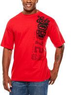Ecko Unlimited Unltd Short Sleeve Knit Polo Shirt Big and Tall