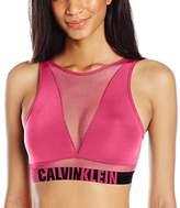 Calvin Klein Women's Id Micro Unlined Bralette
