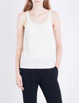 Theory Windelle sleeveless cashmere top