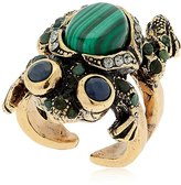 Alcozer & J Loredana Frog Adjustable Ring