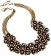 Amrita Singh Eliza Floral Crystal Necklace