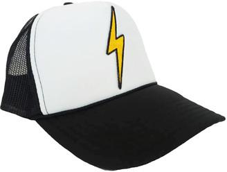 Singer22 Bolt Vintage Low Rise Trucker Hat
