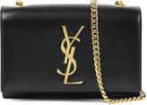 Saint Laurent Monogram small leather shoulder bag