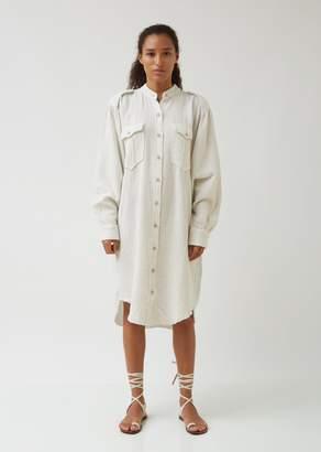 Etoile Isabel Marant Jasia Cotton Gauze Tunic