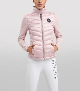 Holland Cooper Equi Hybrid Puffer Jacket