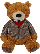 John Lewis Tourism Country Lewis Bear, Large