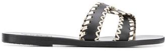 Ancient Greek Sandals Desmos sandals