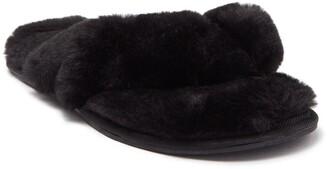 14th & Union Kirstie Faux Fur Slipper