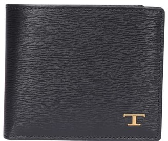 Tod's Tods Logo Wallet