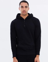 King Apparel Staple Half-Zip Hoodie
