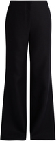 The Row Binona wide-leg wool-blend trousers