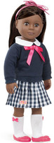 """Our Generation Maeva 18"""" Non Poseable Doll"""