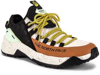 The North Face Trail Escape Edge in TNF Black & Pastel Green | FWRD
