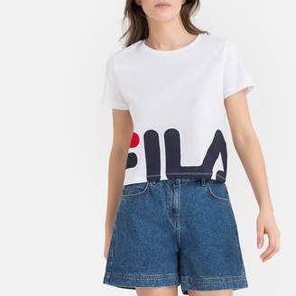 Fila Early Cropped Crew-Neck T-Shirt