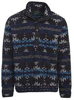 Woolrich Men's Trail Blazing Printed Fleece Pullover