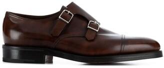 John Lobb Willian monk shoes