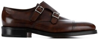 John Lobb Willian monk shoes