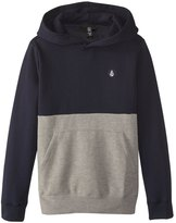 Volcom Boy's Single Stone Division Pullover Hoodie 8163552
