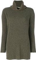 Ermanno Scervino turtle-neck sweater