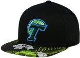 Top of the World Tulane Green Wave Paradise Snapback Cap