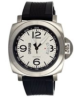 Breed Men's BRD6001 Gunar Stainless Steel Watch