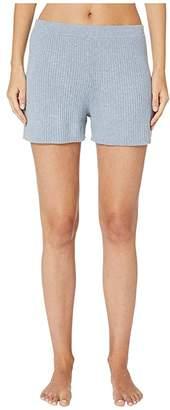 Skin Corrine Shortie w/ Cooling Jade (Serene Blue) Women's Pajama
