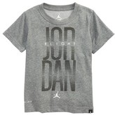 Jordan Toddler Boy's Flight Dri-Fit Graphic T-Shirt