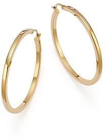 Bloomingdale's 14K Yellow Gold Extra Large Hoop Earrings - 100% Exclusive