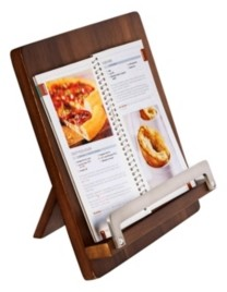 Honey-Can-Do Acacia Cookbook Stand