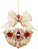 Mark Roberts Queens Ruby Jeweled Ornament