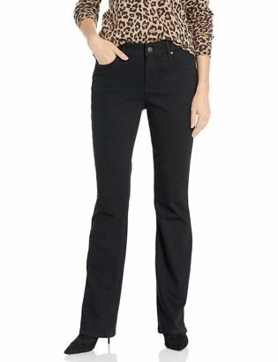 Gloria Vanderbilt Women's Comfort Curvy Boot Cut Jean