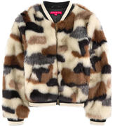 Derhy Kids False fur jacket