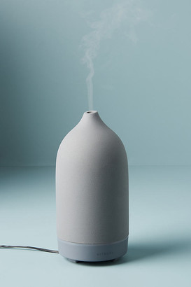 Vitruvi Charcoal Stone Essential Oil Diffuser By in Grey
