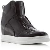 Ash Clone High Top Slip On Wedge Sneakers