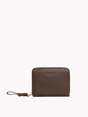 R.M. Williams RMW City Short Zip Wallet